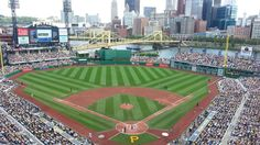 PNC PARK IN PITTSBURGH! We went our kids in Sept. 2013. After game saw a spectacular concert with the most amazing firework display! B