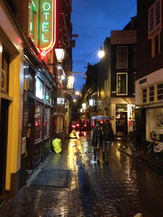 before a bit greepy place but now a nice place with the Chinees Temple and a lot of nice shops Amsterdam Zeedijk