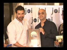 john abraham launches the music album pitol soku joi.