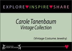 Explore:  Carole Tanenbaum Website: http://www.caroletanenbaum.com/