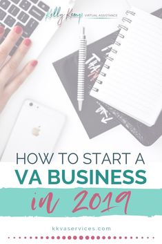 How to start a Virtual Assistant Business in 2019 - Kelly Kemp Virtual Assistance Work From Home Tips, Make Money From Home, How To Make Money, How To Become, Business Tips, Online Business, Virtual Assistant Services, Service Learning, Hustle