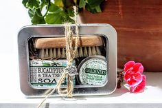 Hey, I found this really awesome Etsy listing at https://www.etsy.com/listing/203314635/gardeners-gift-tin-ready-to-ship-gift