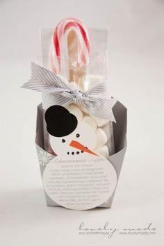 Da ich noch so einige kleine Geschenksideen in den nächsten Tagen vor Weihnachten für euch habe, zeige...