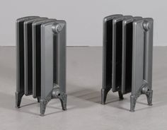 Cast iron radiators. New manufactured in England.