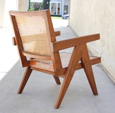 """Pierre Jeanneret """"Easy"""" Chair Downtown"""