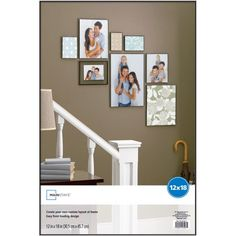 Mainstays 8x10 Format Picture Frame Set Of 6 Guest Room