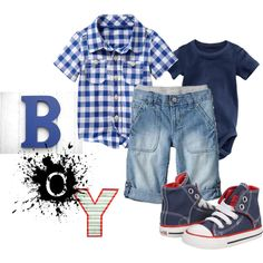 Baby Boy Spring/Summer 2 by alquix on Polyvore