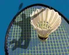 Badminton Art Picture
