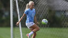 Orlando Pride training camp Kaylyn Kyle