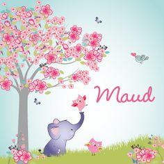 Schattige ollie onder bloesemboom van GUPJE.COM