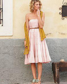 Love this summer dress!