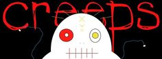 EggEYE T-shirts are now in stock! Get your Creeps T at creepsbycubbins.com   #Creeps #Creepsbycubbins
