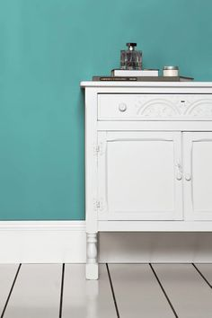Farrow and Ball turquoise