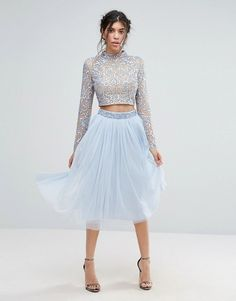 The Tulle Trend and how to wear it. I've always liked a touch of tulle. Maybe it's a throwback to distant mems of ballet classes and pink slippers, but there's something quite beg…
