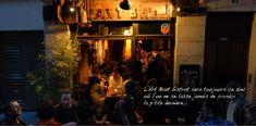 L'Art Brut Bistrot : 78 rue quincamepoix, 75003 Paris - boire en bonne ambiance et PAS cher!!