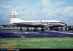 British Airways - Bristol Britannia