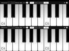 Gorges Midi Keyboard Pro von Dipl.-Ing. Andreas Gorges