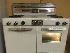 1950S Oven   Cribben Universal Roastmaster Oven From 1950 ' S Stoves photo 1