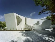 Studio Weil, Mallorca, Spain. Daniel Libeskind