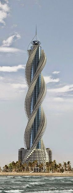 Things I Love About: Diamond Tower , Jeddah , Saudi Arabia