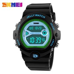 Logical Mens Sports Watches Solar Digital Led Military Watch Men Fashion Casual Electronics Wristwatches Man Clock Reloj Hombre Skmei Digital Watches