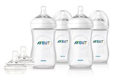 Philips AVENT Clear Natural 4pk Bottles 9oz w 2pk Fast Flow Nipples >>> You can get more details by clicking on the image.-It is an affiliate link to Amazon.