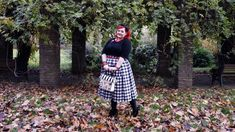 Hang On Now, Gingham In Winter? - MelodyMae.co.uk