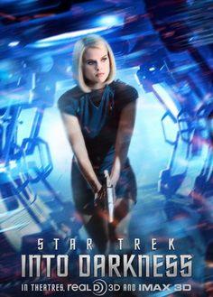 Star Trek Into Darkness - Movie Poster #10
