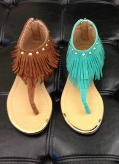e6a362023a2 Brown Boho Fringe Sandal from bomshell boutique. Saved to Valentines Day  Shop more products from bomshell boutique on Wanelo.