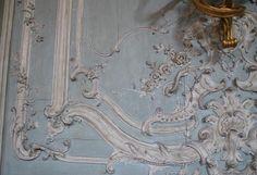 Рококо. Отель Субиз, Париж. Интерьр, мебель и орнамент: ornament_i_stil