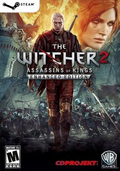 The Witcher 2 Assassins of Kings Enhanced Edition, PC, Steam, Downloadversion