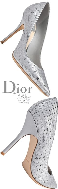 Brilliant Luxury ♦ Dior high heels