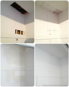 1000 images about wall repairs and painting tips on pinterest drywall home repair and - Refurbish stairs budget ...