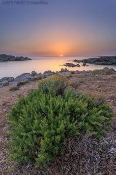 Sunset - Cala Viola, Menorca, Spain