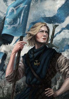 PolevaES,Довакин,TES Персонажи,The Elder Scrolls,фэндомы,TES art,Skyrim,Братья бури