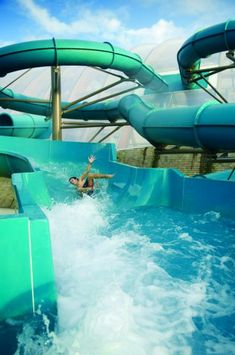 SUMMER FUN: Water Park in Southern California