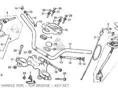 E Fb Aa Ff Ca E D C A A Pipe Bridges on 1981 Honda Cx500 Wiring Diagram