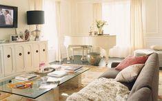 Piano Living Room Classic Design