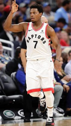 a6f5d685ed2 Kyle Lowry. The Slump Goddess ·  wethenorth · Ho18 nba city edition toronto  jersey ...