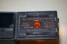 Kodak No.0 Brownie Camera - Google Search