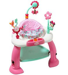 Disney Baby Minnie Mouse Premiere Bounce and Bloom Entertainer