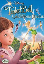 Tinker Bell ve Peri Kurtaran izle