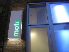 Moto - Chicago, IL - Chef Homaro Cantu - Molecular Gastronomy - Michelin Starred