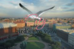JulieMcQueen: City with a bird's eye view http://juliemcqueen.blogspot.ru/2014/10/city-with-birds-eye-view.html