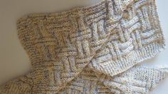 Knitted Baby Blanket soft and warm by BiziKnitting4You on Etsy
