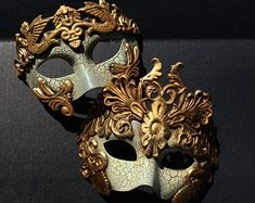 New King and queen masquerade Masks, Gladiator mens Masks, Roman Costume Mask, Masquerade Party, Roman God & Goddess masks gold or silver Couples Masquerade Masks, Masquerade Party, Greek Pantheon, Carnival Festival, Leather Mask, Halloween Masks, Halloween Makeup, To Color, Mardi Gras