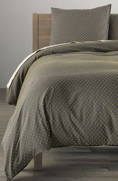 Nordstrom at Home 'Mason' Duvet Cover available at #Nordstrom
