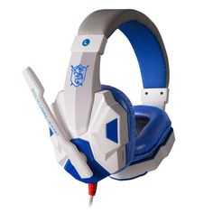 Wired Gaming Headset Adjustable Headphones With Mic Surround Bass For PC NEW - Gaming Headphones - Ideas of Gaming Headphones - Wired Gaming Headset Adjustable Headphones With Mic Surround Bass For PC NEW Price : Headphones For Sale, Gaming Headphones, Best Gaming Headset, Headphone With Mic, Consumer Electronics, Baby Car Seats, Games, Ebay, Things To Sell