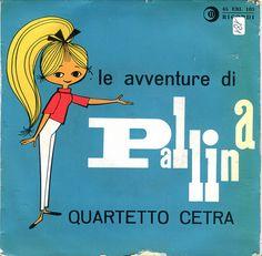 Quartetto Cetra - Le Avventure di Pallina (1962)