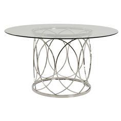 Dakota Round Dining Table
